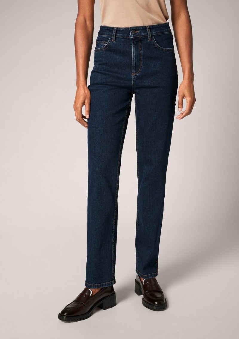 Comma 5-Pocket-Jeans »Regular: Flared leg-Jeans«