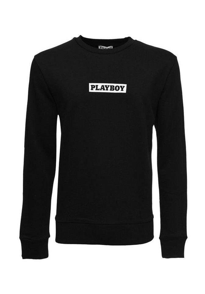 buy online 4c091 98c50 PLAYBOY Pullover mit Marken-Logo online kaufen   OTTO