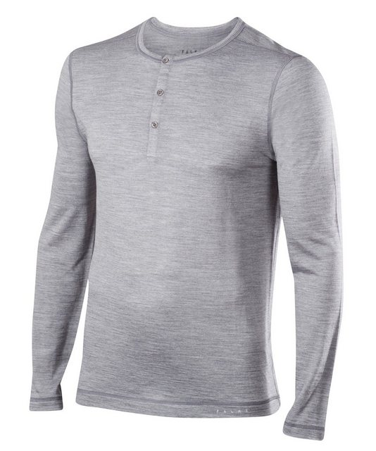 falke -  Langarmshirt »Silk-Wool« Merinowolle/Seide-Mix