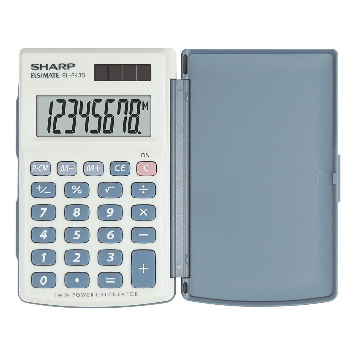 Sharp Taschenrechner »EL-243S«