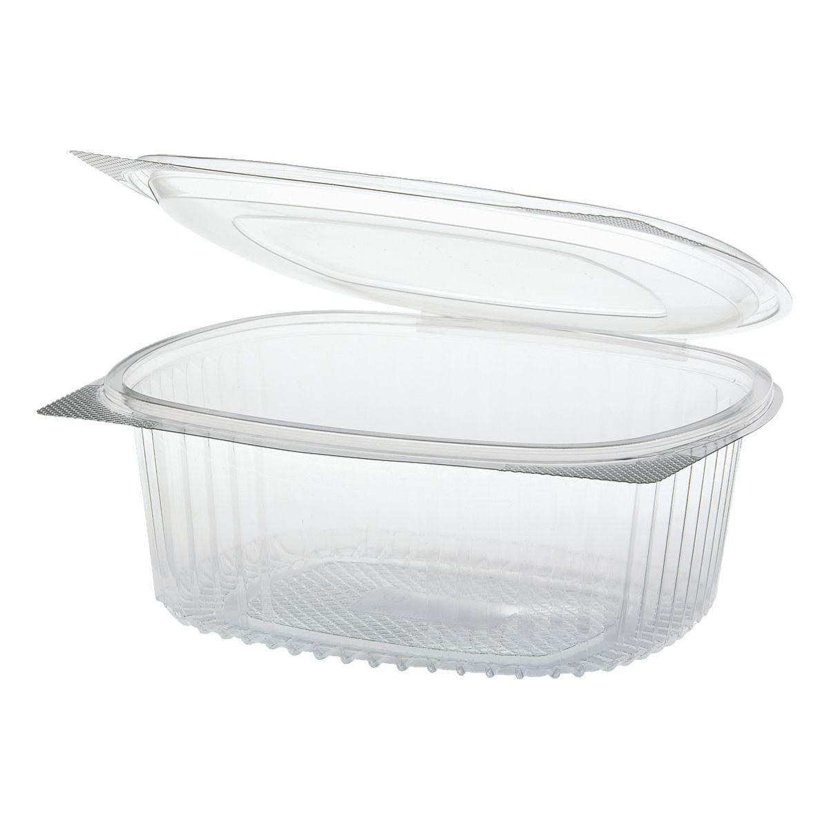 PAPSTAR PET-Salatschalen bis 1000 ml mit Deckel