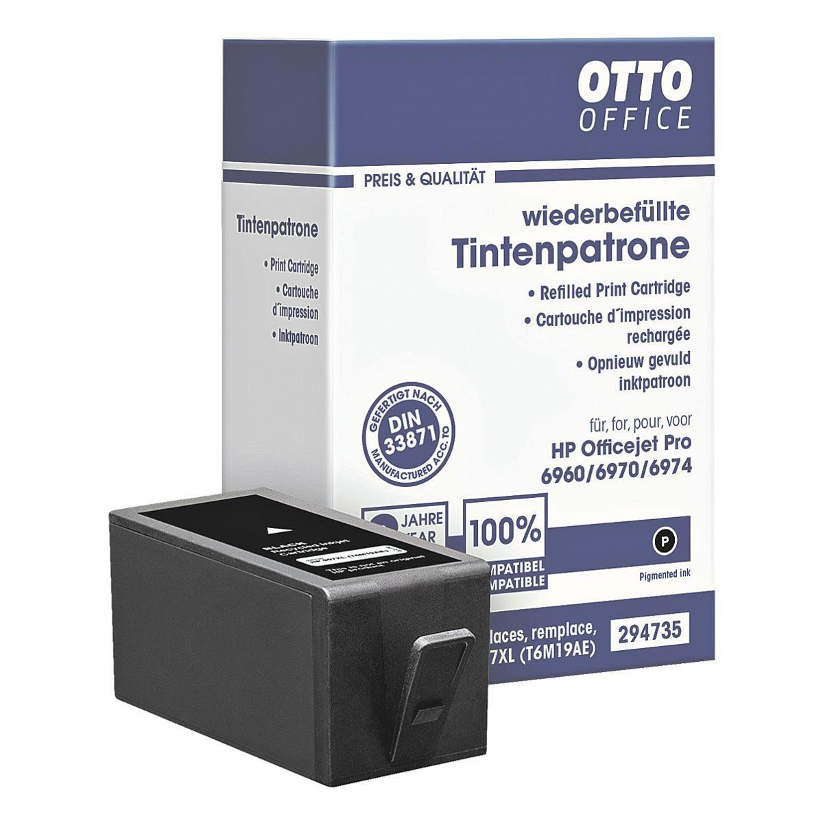 OTTOOFFICE STANDARD Tintenpatrone ersetzt HP Nr. 907XL »T6M19AE«