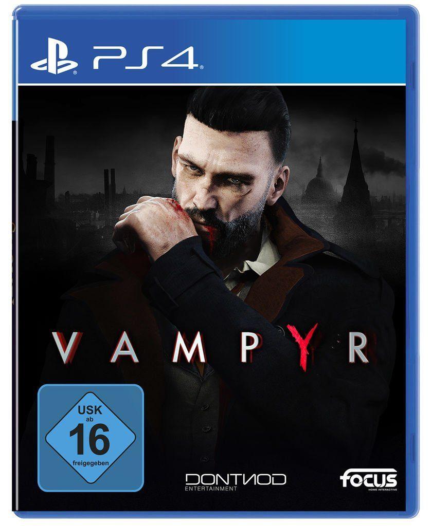 Koch Media Playstation 4 - Spiel »Vampyr«