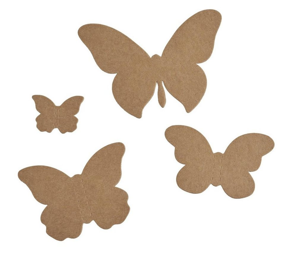 "VBS Tonkarton ""Schmetterlinge"" 12er-Set kaufen"
