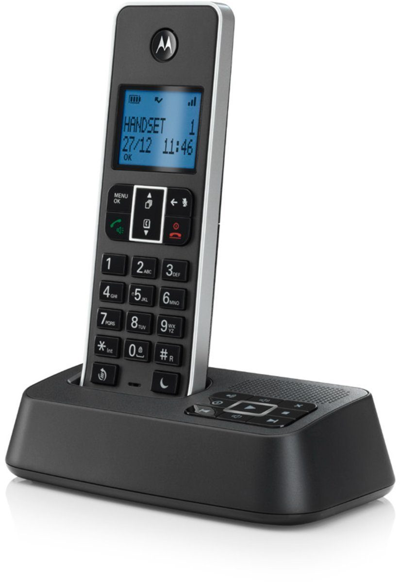 Motorola Telefon analog schnurlos »IT.5.1TX«