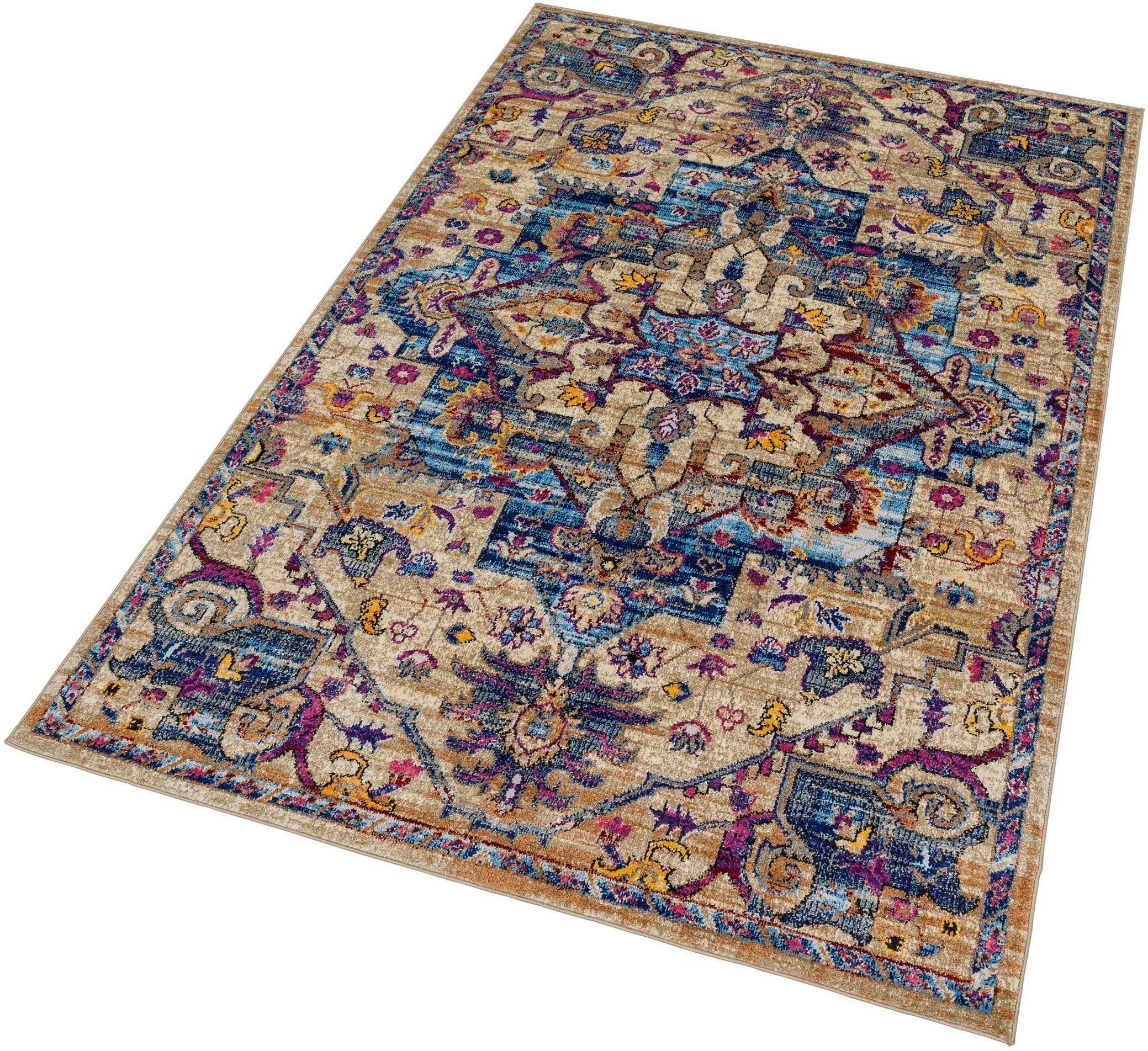 Teppich »Catania 1813«, , rechteckig, Höhe 11 mm