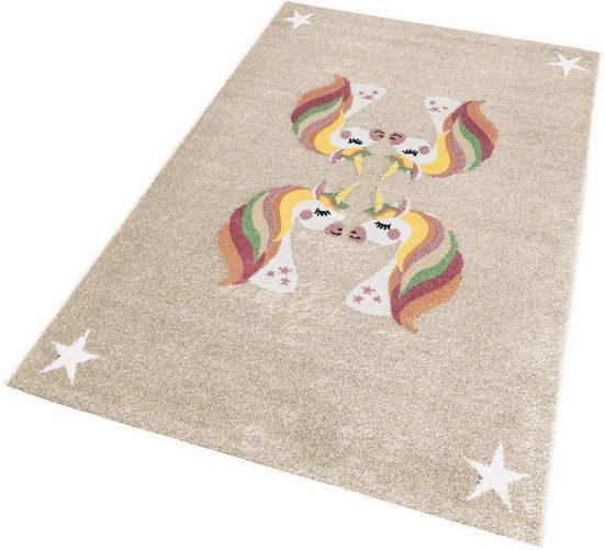 Kinderteppich »Bambica 1719«, ASTRA, rechteckig, Höhe 14 mm