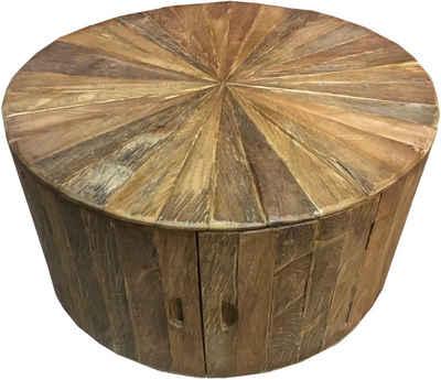 SIT Couchtisch »Seadrift«, aus recyceltem Altholz, Shabby Chic, Vintage, quadratisch online kaufen | OTTO