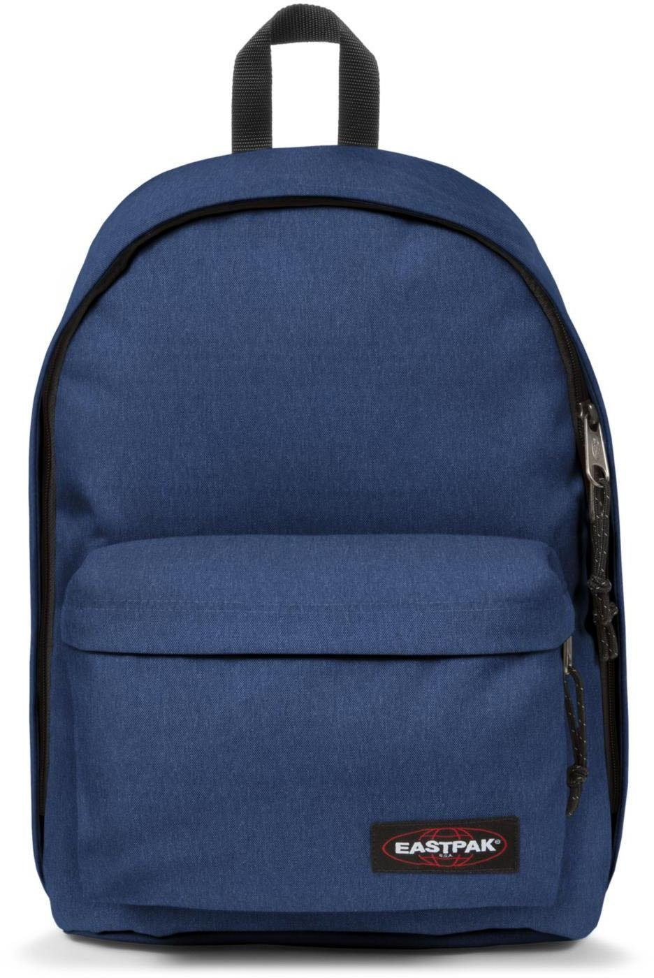 Eastpak Rucksack mit Laptopfach, »OUT OF OFFICE, crafty blue«