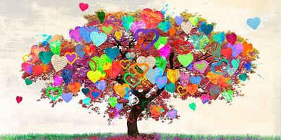 my home Deco-Panel »MALIA RODRIGUES - Tree of Love«