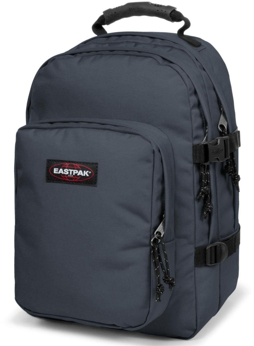 Eastpak Rucksack mit Laptopfach, »PROVIDER, quiet grey«