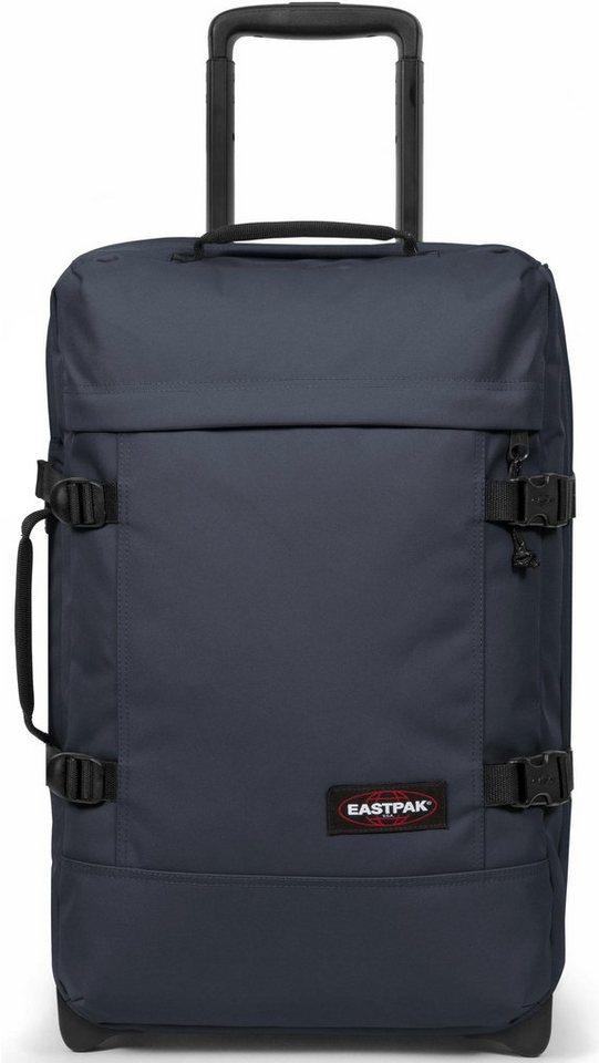 eastpak reisetasche mit 2 rollen tranverz wheeled luggage s quiet grey online kaufen otto. Black Bedroom Furniture Sets. Home Design Ideas
