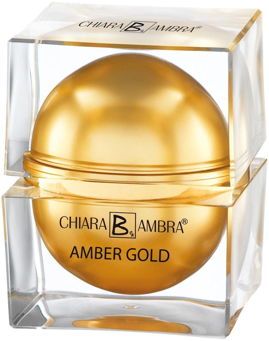 Chiara Ambra, »Amber GOLD«, Anti-Aging-Pflege