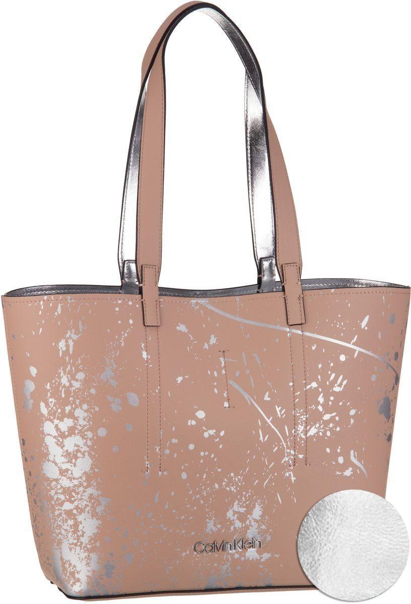 Calvin Klein Shopper »Inside Out Medium Shopper Splash«