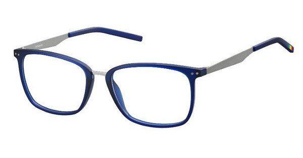 Polaroid Herren Brille » PLD D402«, blau, VTB - blau