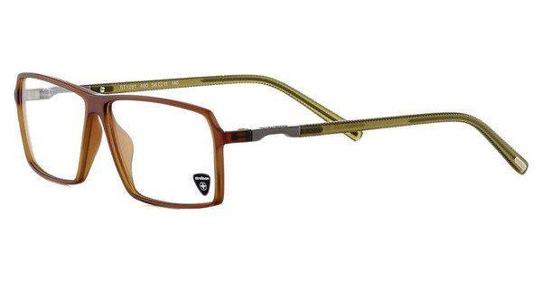 Strellson Brille » ST1281«, braun, 400 - braun