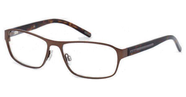 Strellson Brille »Milton ST1032«, braun, 401 - braun