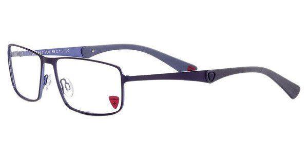 Strellson Brille » ST3044«, blau, 200 - blau