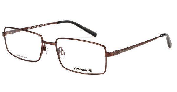 Strellson Brille »Kemp ST1000«, braun, 391 - braun