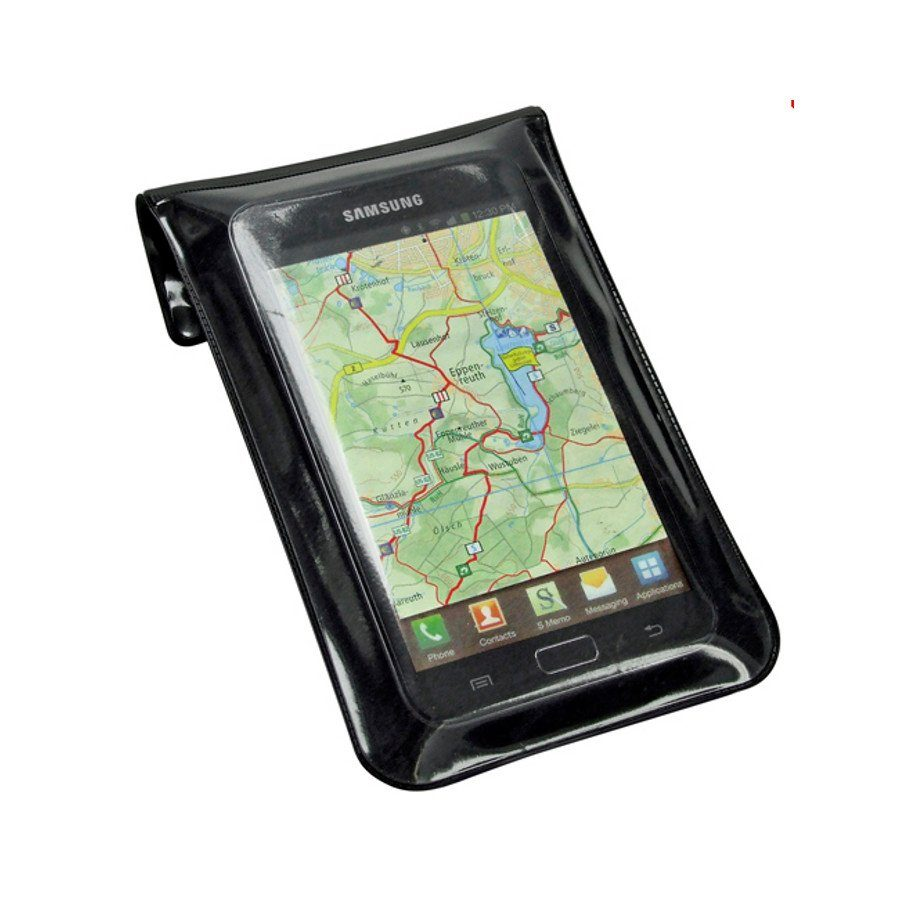 KlickFix Fitnesstracker »Phone Bag M schwarz«