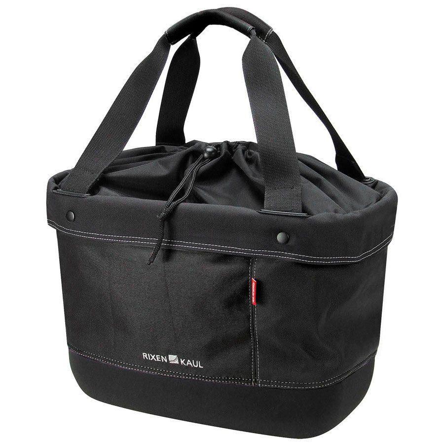 KlickFix Fahrradtasche »Shopper Alingo schwarz«