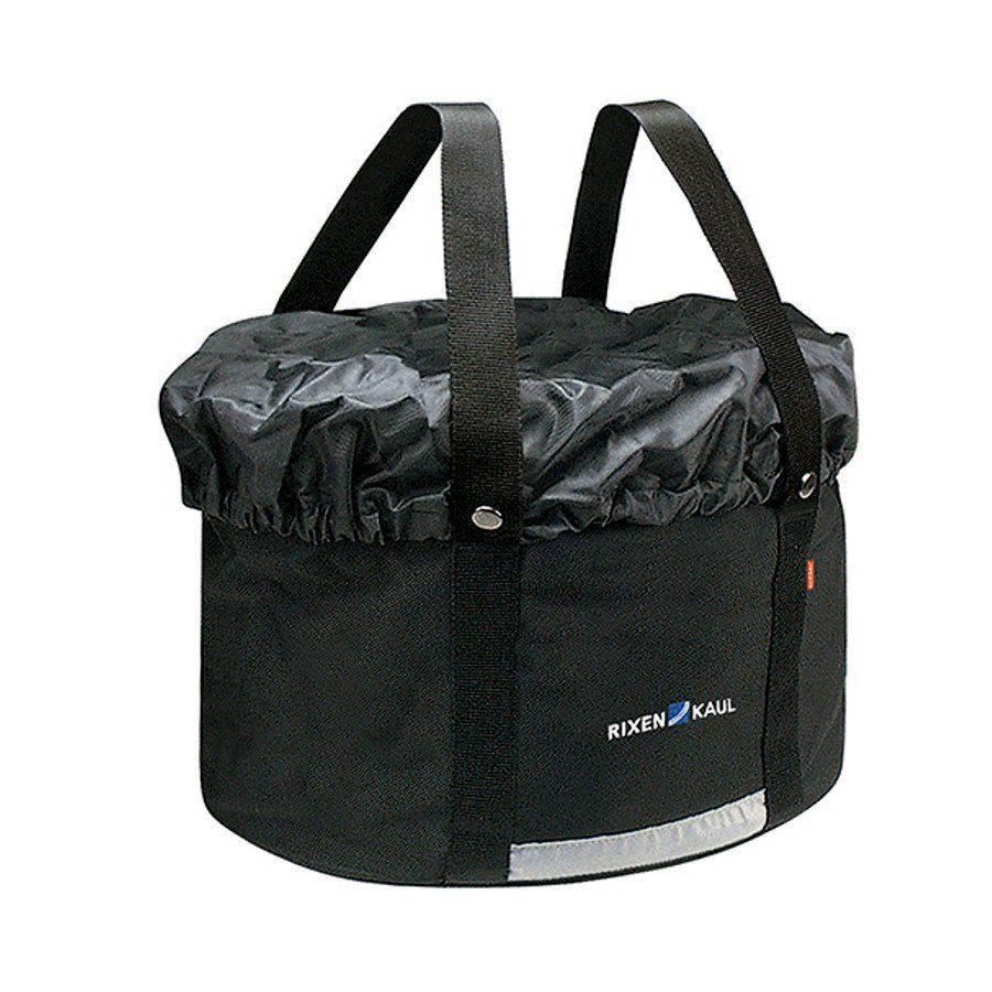 KlickFix Fahrradtasche »Shopper Plus schwarz«