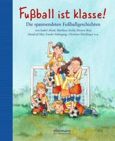 Gebundenes Buch »Fußball ist klasse!«