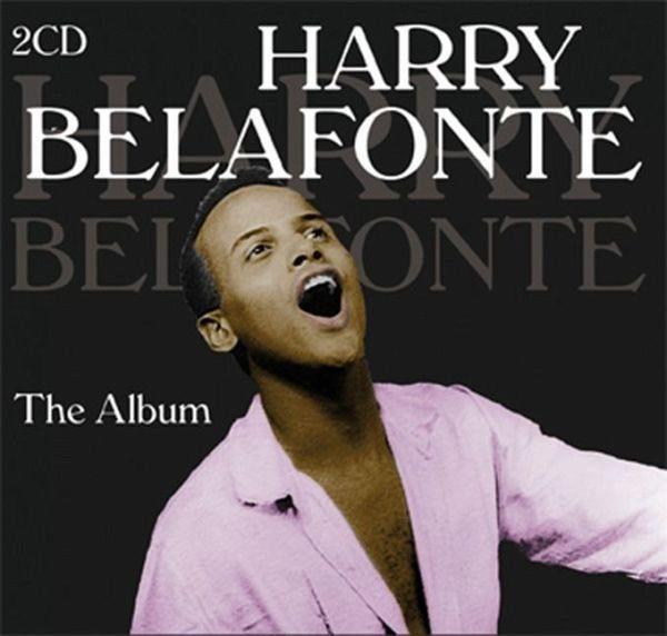 Audio CD »Harry Belafonte: The Album, 2 Audio-CDs«