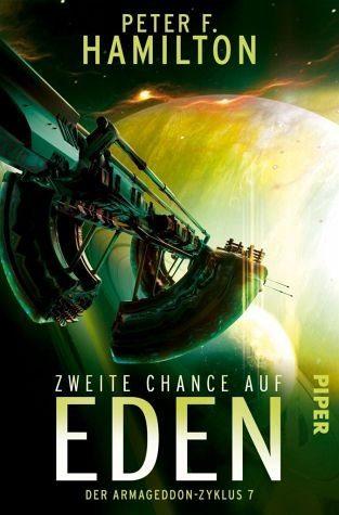 Broschiertes Buch »Zweite Chance auf Eden / Der Armageddon Zyklus...«