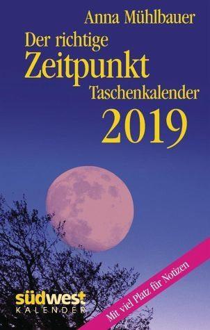 Kalender »Der richtige Zeitpunkt 2019 Taschenkalender«