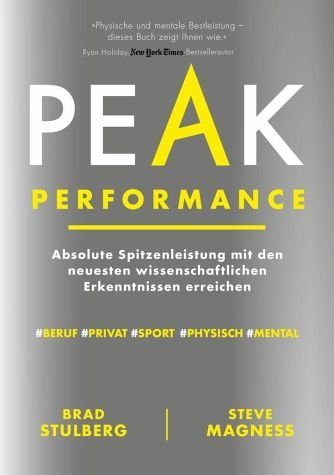 Gebundenes Buch »Peak Performance«