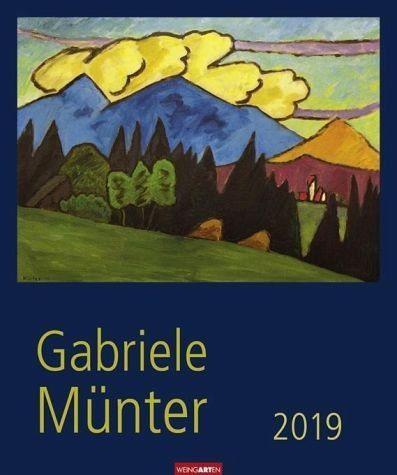 Kalender »Gabriele Münter 2019«