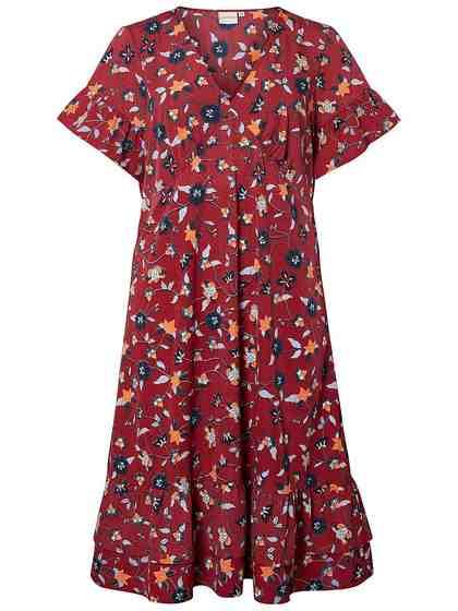 JUNAROSE Midi Kleid