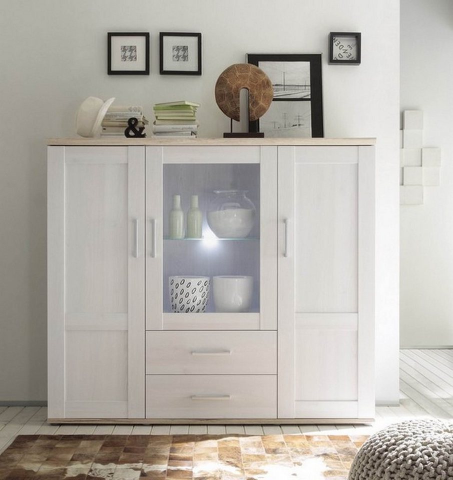 Hti Living Highboard Kommode Romance Kaufen Otto