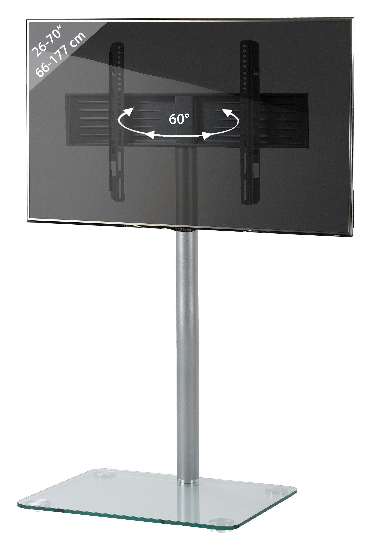 VCM TV-Standfuß ´Alani´´ | Wohnzimmer > TV-HiFi-Möbel > Ständer & Standfüße | Metall - Sicherheitsglas | VCM