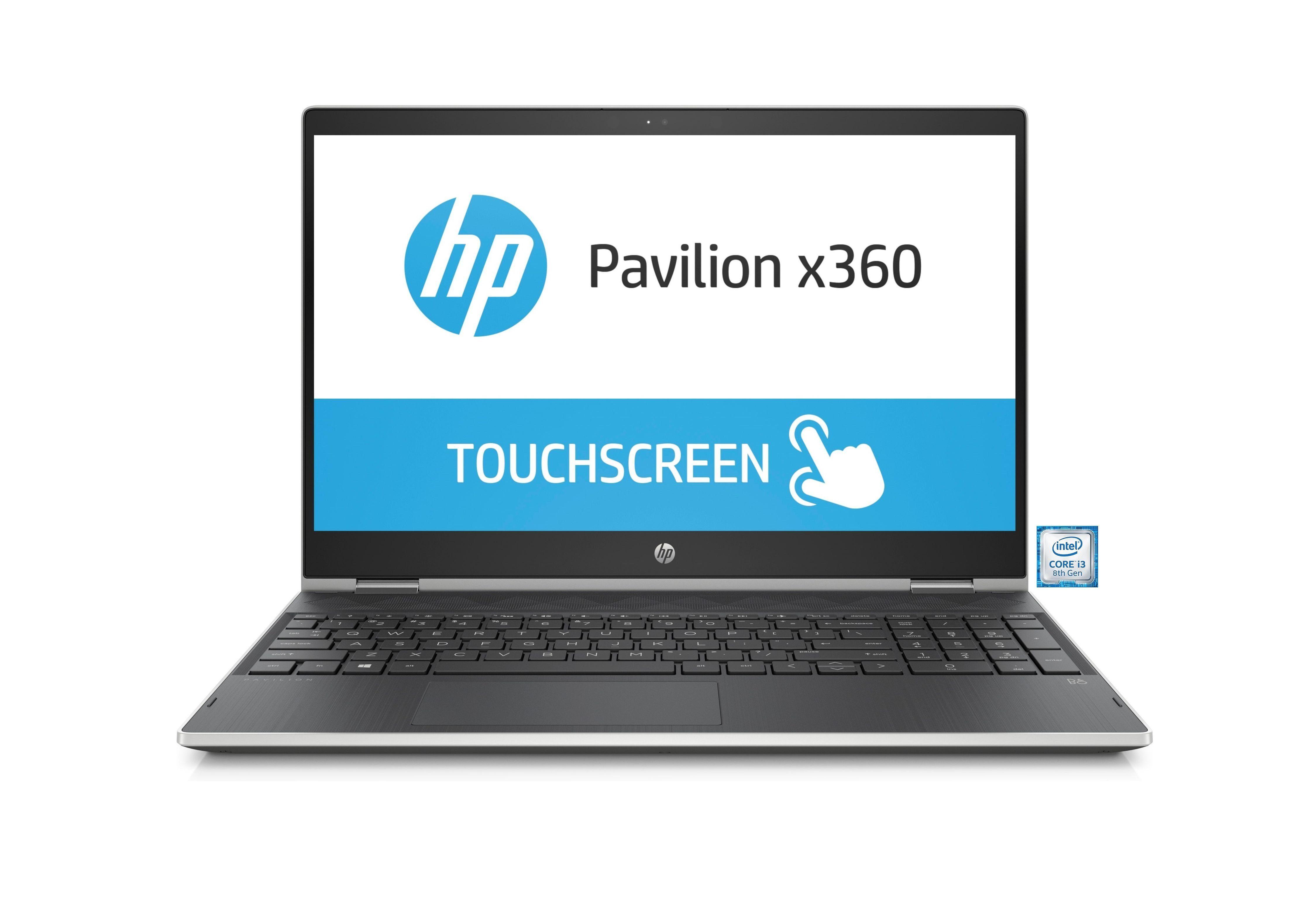 """HP Pavilion x360 15-cr0002ng Convertible »Intel Core i3, 39,6 (15,6"""") 1 TB, 8 GB«"""