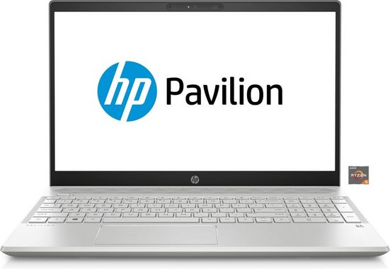 "HP 15-cw0003ng Notebook »AMD Ryzen, 39,6 cm (15,6""), 512 GB SSD, 8 GB«"