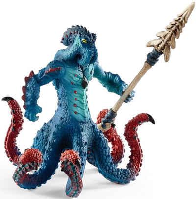 Schleich Spielfigur Eldrador Monsterkrake Mit Waffe 42449