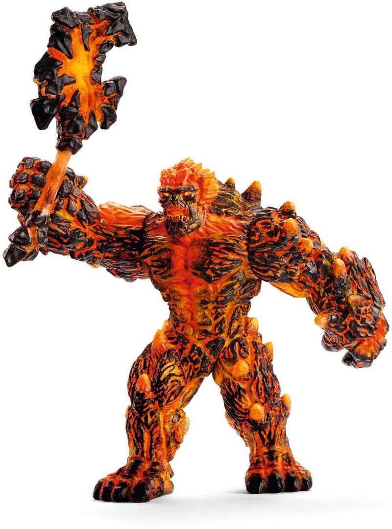 Schleich® Spielfigur »Eldrador, Lava Golem mit Waffe (42447)«