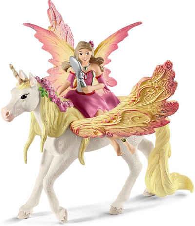 Schleich® Spielfigur »bayala, Feya mit Pegasus-Einhorn (70568)«