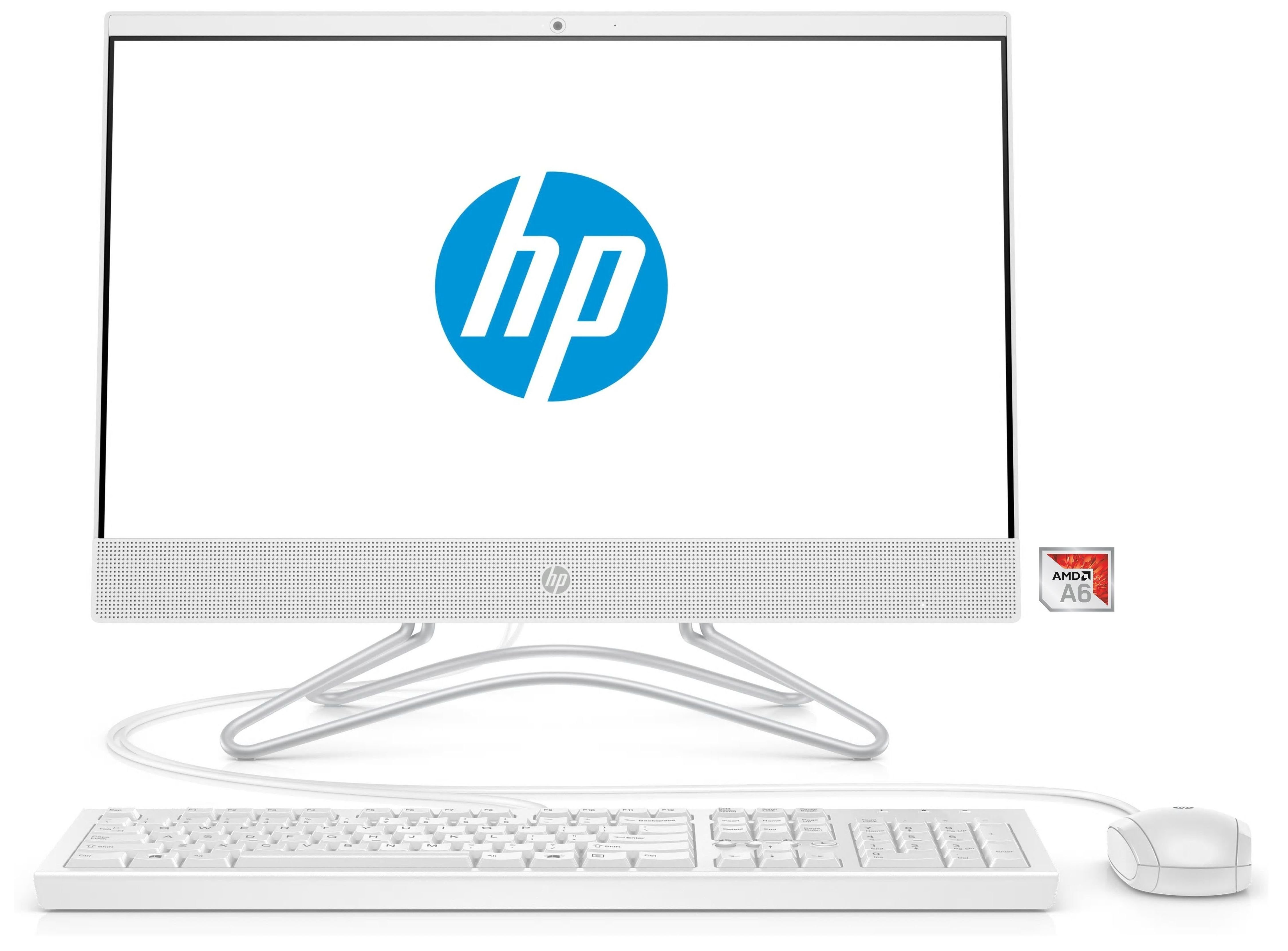 "HP 22-c0500ng All-in-One »AMD Dual-Core, 54,6 cm(21,5"") 1 TB, 4 GB«"