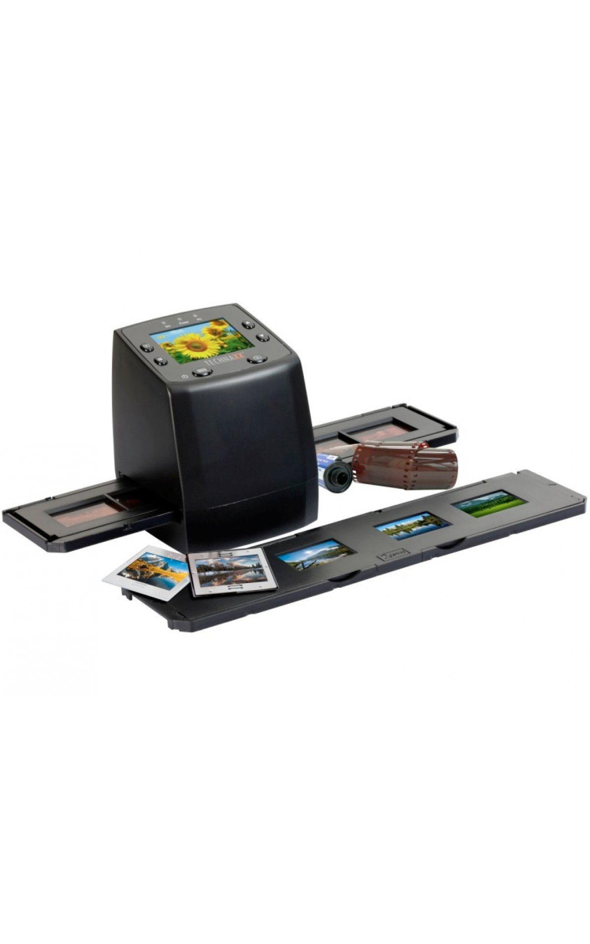 Technaxx Bildverarbeitungsmodul »TECHNAXX DigiScan DS-02«