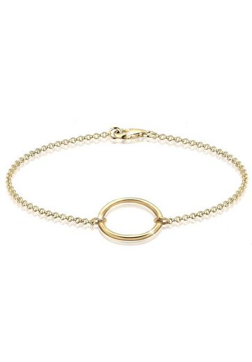 Elli Armband »Kreis 925 Sterling Silber«