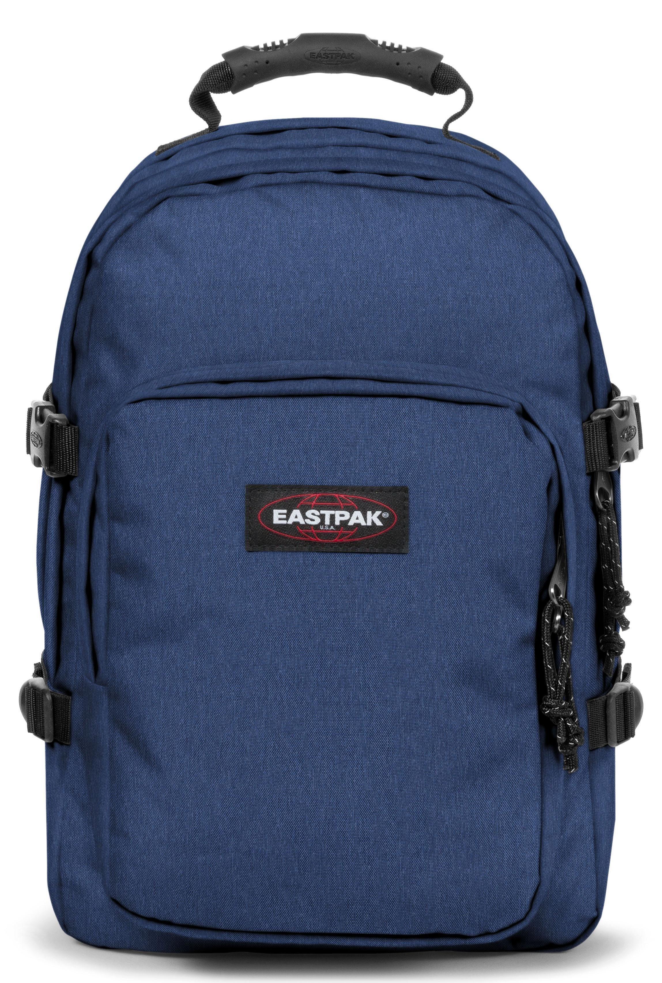 Eastpak Rucksack mit Laptopfach, »PROVIDER, crafty blue«