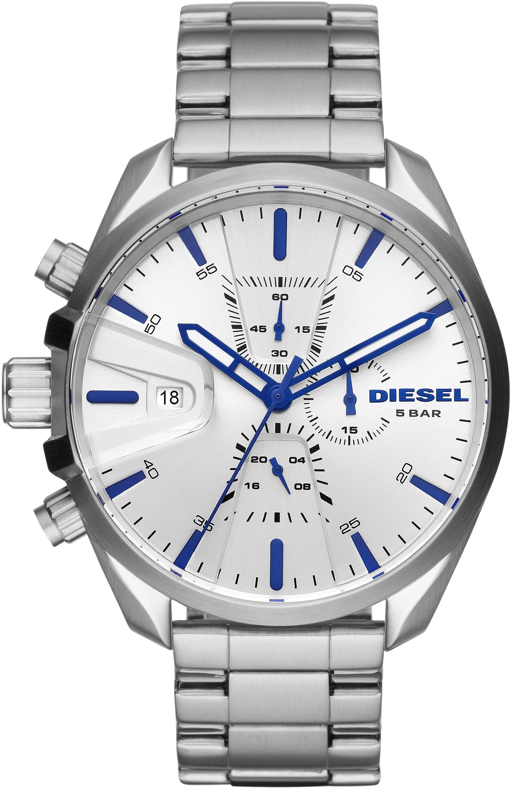 Diesel Chronograph »MS9 CHRONO, DZ4473«