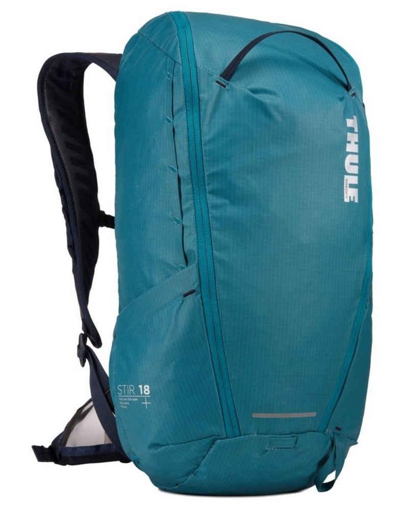 Thule Wanderrucksack »Stir 18L Backpack Rucksack Tasche Wander-Rucksack«, mit Stretchtasche am Schultergurt, Schlaufenbefestigungspunkt, atmungsaktiven Materialien an Rückenteil