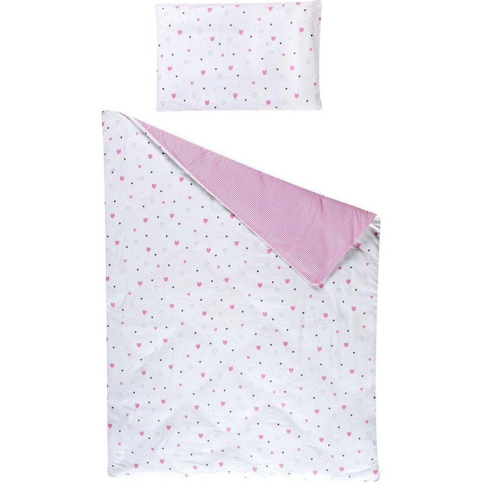 Bettwäsche 100x135 Rosa. Ikea Bettwäsche Braun