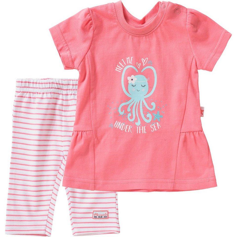 blue seven baby set t shirt leggings f r m dchen otto. Black Bedroom Furniture Sets. Home Design Ideas