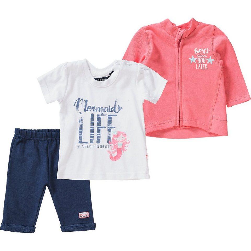e35d56b2c32129 Blue Seven Baby 3er-Set für Mädchen online kaufen