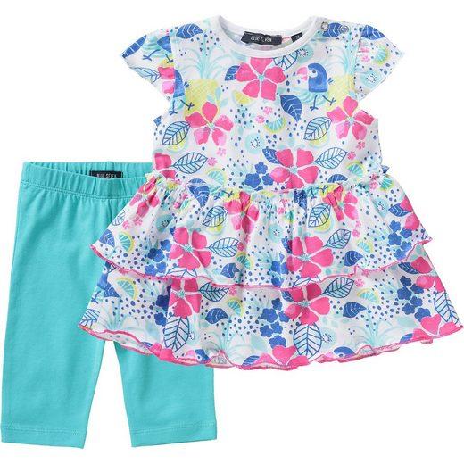 Blue Seven Baby Set T-Shirt + Caprileggings für Mädchen
